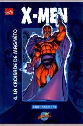 X-Men (Presses aventure) -4- La croisade de Magnéto