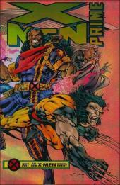 X-Men Prime (1995) - Racing the night