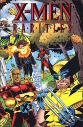 X-Men Rarities (1995) -INT- Winter carnival / first night / deal with the devil / the man in the sky