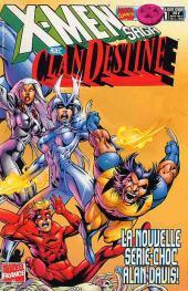 X-Men Saga (Marvel France) -1- Clan Destine
