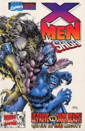 X-Men Saga (Marvel France) -3- Le Fauve vs Dark Beast !