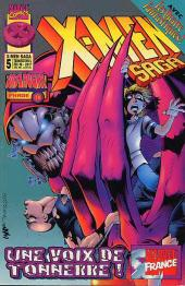 X-Men Saga (Marvel France) -5- Une voix de tonnerre!