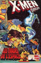 X-Men Saga (Marvel France) -6- Les évadés de l'espace