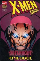 X-Men Saga (Marvel France) -7- Onslaught : épilogue