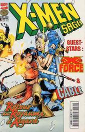 X-Men Saga (Marvel France) -8- Retour au royaume d'Asgard