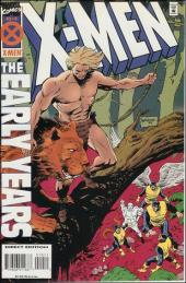X-Men: The early years (1994) -10- The coming of ka-zar