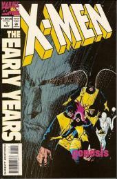 X-Men: The early years (1994) -1- Genesis