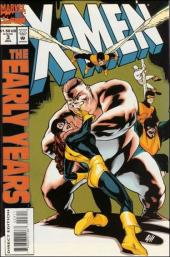 X-Men: The early years (1994) -3- Beware of the blob