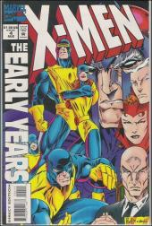 X-Men: The early years (1994) -4- The brotherhood of evil mutants