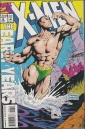 X-Men: The early years (1994) -6- Sub-mariner ! joins the evil mutants