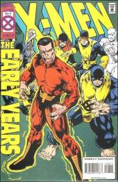 X-Men: The early years (1994) -8- The uncanny threat of unus the untouchable