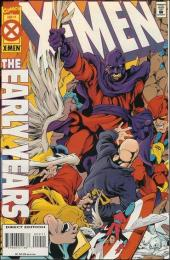 X-Men: The early years (1994) -9- Enter, the avengers !