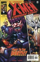 X-Men: The Hidden Years (1999) -11- Destroy all mutants