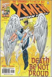 X-Men: The Hidden Years (1999) -15- Death be not proud