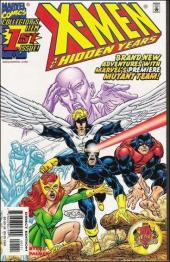 X-Men: The Hidden Years (1999) -1- Once more the savage land