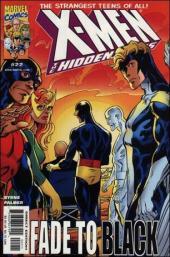 X-Men: The Hidden Years (1999) -22- Friends and enemies
