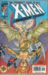 X-Men: The Hidden Years (1999) -2- The ghost and the darkness