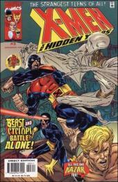 X-Men: The Hidden Years (1999) -3- On wings of angels