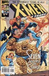 X-Men: The Hidden Years (1999) -8- Shadow on the stars