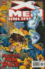 X-Men Unlimited (1993) -13- Fugitive from space