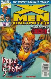 X-Men Unlimited (1993) -16- Primal