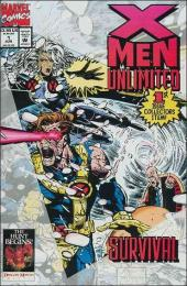 X-Men Unlimited (1993) -1- Follow the leader