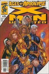 X-Men Unlimited (1993) -26- Day of judgement