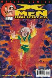 X-Men Unlimited (1993) -31- Monsters / hindsight / gold