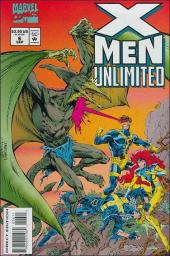 X-Men Unlimited (1993) -6- Primal scream