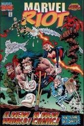 Marvel Riot (1995) - X-Men Alphalpha