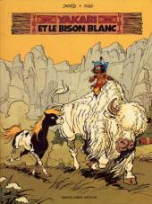 Yakari -2- Yakari et le bison blanc