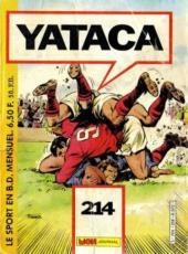 Yataca (Fils-du-Soleil) -214- Pour cause de blessure