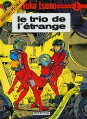 Yoko Tsuno -1ES- Le trio de l'étrange