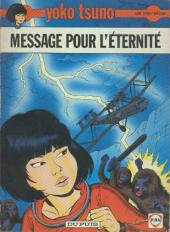 Yoko Tsuno -5Fina- Message pour l'éternité