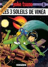 Yoko Tsuno -6ES- Les 3 soleils de Vinéa