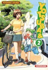 Yotsuba & -2- Volume 2