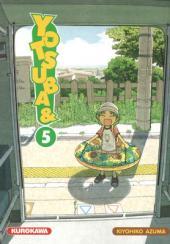 Yotsuba & -5- Volume 5