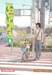 Yotsuba & -6- Volume 6