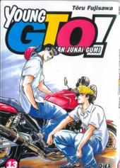 Young GTO - Shonan Junaï Gumi -13- Tome 13