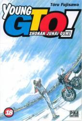 Young GTO - Shonan Junaï Gumi -18- Tome 18