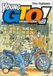 Young GTO - Shonan Junaï Gumi -19- Tome 19