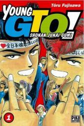 Young GTO - Shonan Junaï Gumi -1- Tome 1