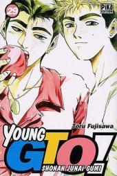 Young GTO - Shonan Junaï Gumi -29- Tome 29