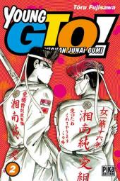 Young GTO - Shonan Junaï Gumi -2- Tome 2