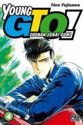 Young GTO - Shonan Junaï Gumi -4- Tome 4