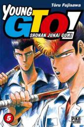 Young GTO - Shonan Junaï Gumi -5- Tome 5