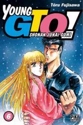 Young GTO - Shonan Junaï Gumi -6- Tome 6