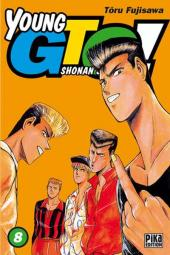 Young GTO - Shonan Junaï Gumi -8- Tome 8
