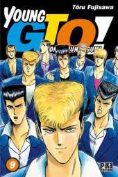 Young GTO - Shonan Junaï Gumi -9- Tome 9