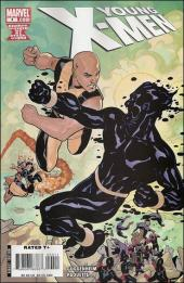 Young X-Men (2008) -4- Extinction agenda